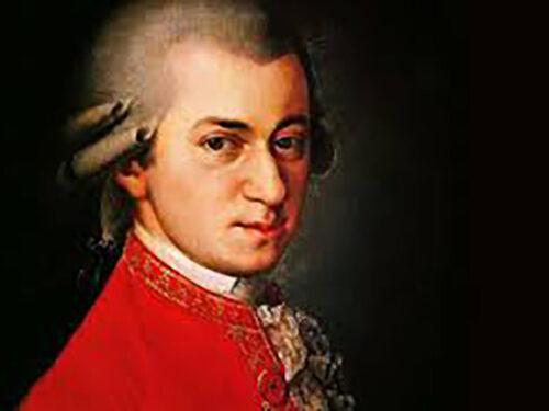 La Domenica di Ameria Radio  28 febbraio 2021 ore 12.00 – musiche di W . A. Mozart