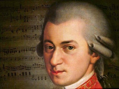 ….Il Pianoforte 7 – Musiche di Wolfgang Amadeus Mozart