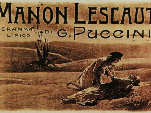 G. Puccini Manon Lescaut Trama e Libretto