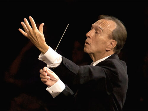 Auditorium 23 – Musiche di Modest Petrovič Musorgskij  – Direttore Claudio Abbado
