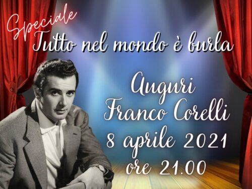Auguri Franco Corelli