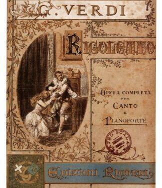L'opera 22 – Giuseppe Verdi – Rigoletto – Pavarotti, Milnes, Sutherlan, Bonynge