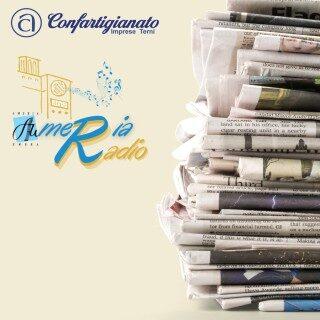 DIRETTA – Buongiorno Ameria Radio – Almanacco del giorno, Rassegna Stampa e Pillole d'impresa del 19 aprile 2021 a cura di Confartigianato Terni