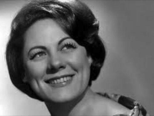 Tutto nel Mondo è Burla  – stasera all'opera – ESTATE – Renata Tebaldi recital Milano 23 maggio 1976
