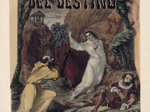 L'opera 25 – Giuseppe Verdi – La Forza del Destino  Domingo, Freni, Zancanaro, Muti
