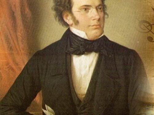 ….Il Pianoforte 23 – Musiche di  Franz Schubert
