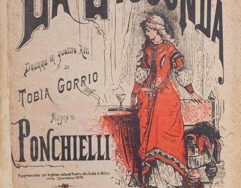 DIRETTA  – Tutto nel Mondo è Burla Stasera all'Opera – A. Ponchielli La Gioconda