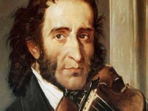 La musica di Ameria del 26 luglio 2021 – Musiche di Nicolò Paganini