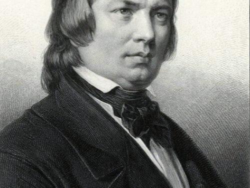 ….Il Pianoforte  – Musiche di Robert Schumann