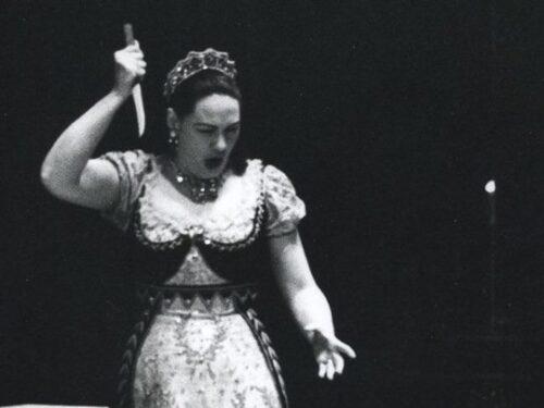La Domenica di Ameria Radio  11 luglio 2021 ore 18.00 – G. Puccini Tosca pagine scelte – Tebaldi – Bergonzi – Taddei