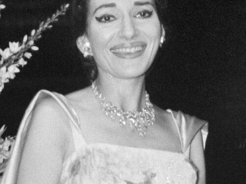 Tutto nel Mondo è Burla – Stasera all' opera  Estate – Recital Maria Callas – maggio 1959 – marzo 1962