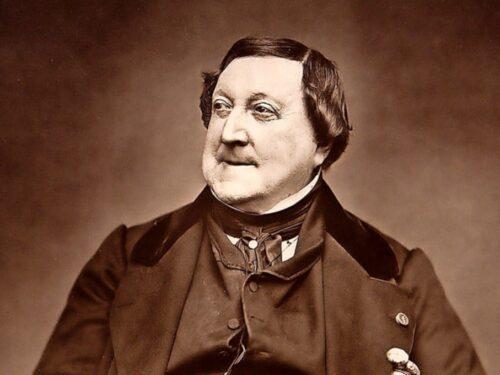 Tutto nel mondo è burla ESTATE – Rossini ouvertures