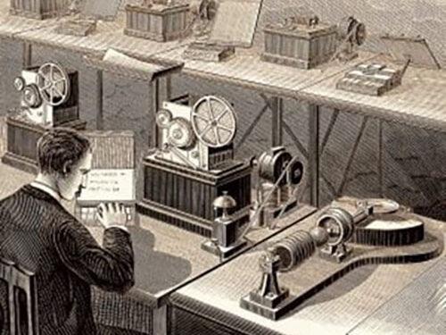 Comunicare Prima della Radio – Telegrafo Elettrico e ad Aghi