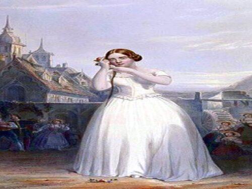 """DIRETTA – Tutto nel Mondo è Burla – Stasera all'opera – Vincenzo Bellini – """"Sonnambula"""""""